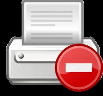 seguridad en las impresoras