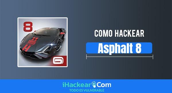 Hackear Asphalt 8